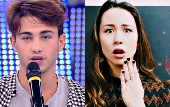 """Amici 16, Riccardo Marcuzzo flirt con Aurora Ramazzotti? Lui rivela: """"Sono stato ingenuo"""""""