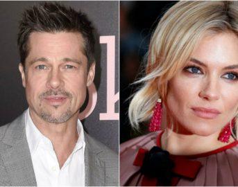 Brad Pitt fidanzata: Sienna Miller è la nuova fiamma?