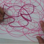 Cervello, disegnare scarabocchi lo gratifica e funge da anti stress