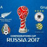 Confederation Cup 2017 programma completo