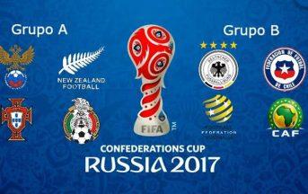 Diretta Nuova Zelanda – Portogallo dove vedere in tv e streaming gratis Confederations Cup 2017