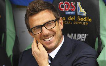 Roma, Eusebio Di Francesco è il nuovo allenatore: biennale da 1,8 milioni di euro