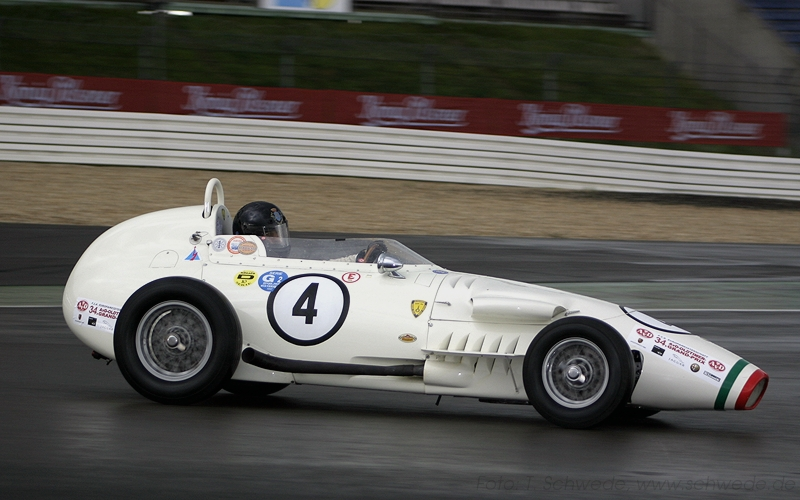 Monza Historic Formula Junior
