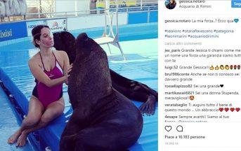 Gessica Notaro Instagram, l'ex Miss sfregiata con l'acido emoziona tutti con questa foto
