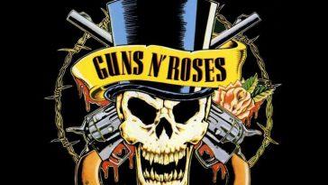 Guns N' Roses Firenze Rocks 2018