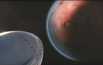 Uomo su Marte nel 2030? Elon Musk racconta la sua città del futuro