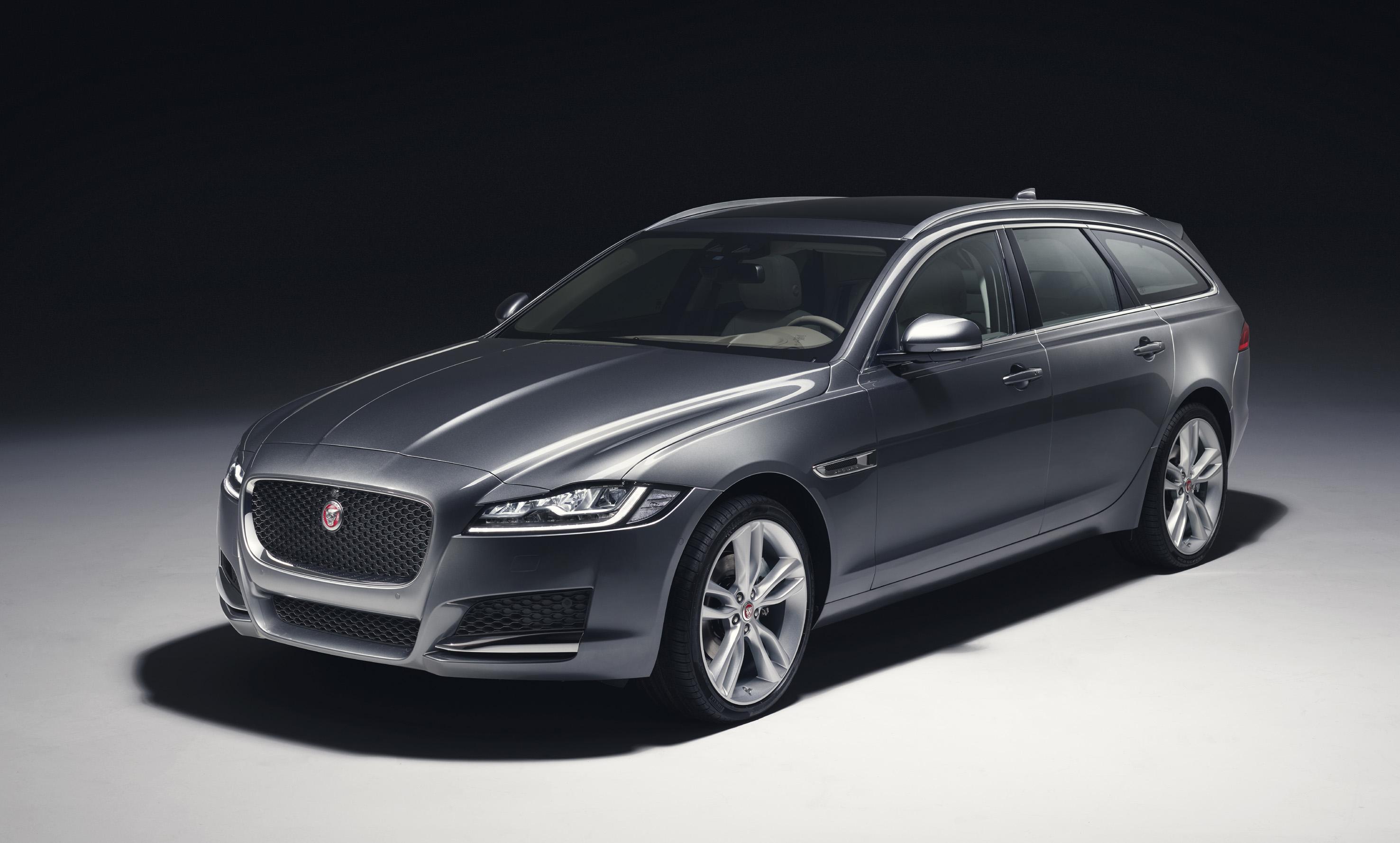 Jaguar XF Sportbrake 2017 caratteristiche scheda tecnica
