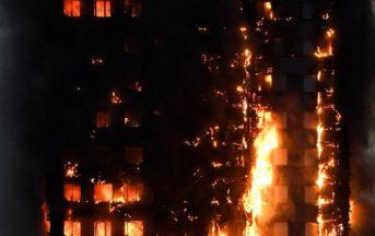 "Londra incendio grattacielo Grenfell Tower: ""Sei vittime"", cause del rogo sconosciute"