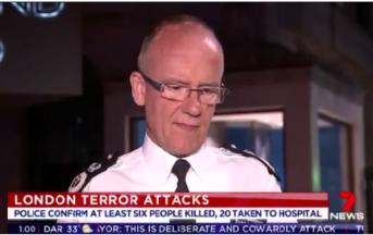 Londra duplice attacco: 6 morti e 48 feriti fra London Bridge e Borough Market