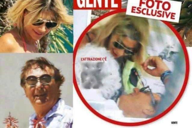 Enzo Iacchetti e Maddalena Corvaglia tornano insieme? Impazza il gossip
