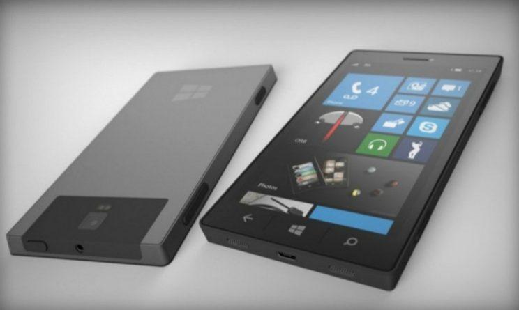 Microsoft Surface Phone, nuove conferme sulla possibile uscita dello smartphone windows 10