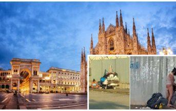 Milano, degrado in città: atti osceni in luogo pubblico, la denuncia è social (FOTO)