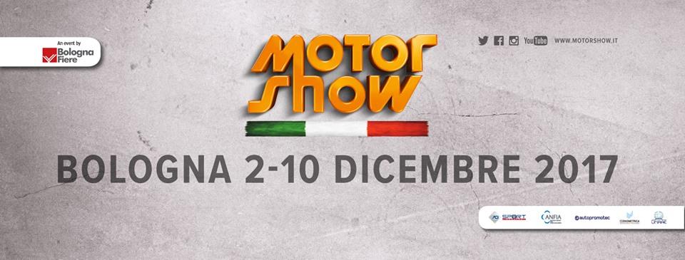 Motor Show 2017 programma anticipazioni