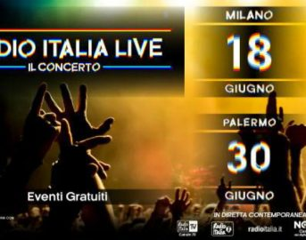 Replica Radio Italia Live 2017 Milano concerto: come vedere il video integrale