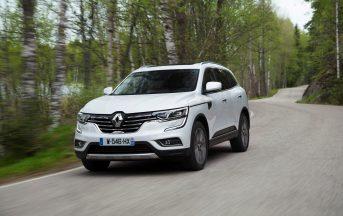 Nuovo Renault Koleos 2017 prezzo, caratteristiche e scheda tecnica