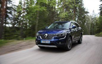 Nuovo Renault Koleos 2017 prezzo, caratteristiche e scheda tecnica, data uscita [FOTO]