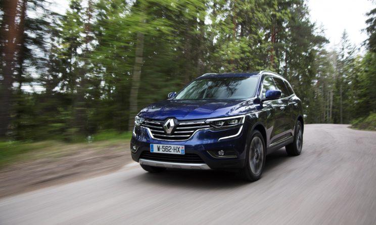 Renault Koleos 2017 prezzo caratteristiche