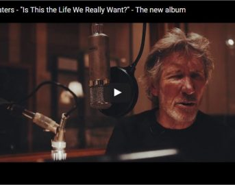 Roger Waters plagio del nuovo album: stop alle vendite in Italia