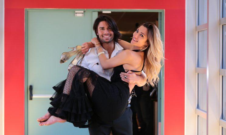 Uomini e Donne: Tina Cipollari contro Luca Onestini e Soleil Sorgè