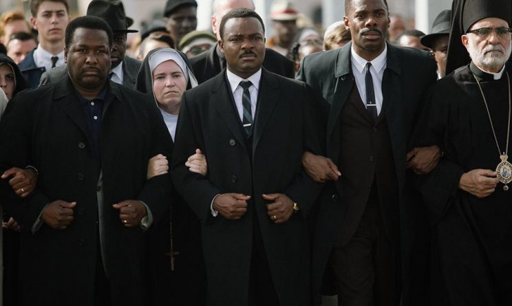 Selma Movie facebook