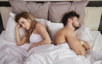 Piacere tra le lenzuola: 7 ore di sonno aumenterebbero il numero di rapporti