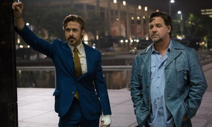 The Nice Guys facebook
