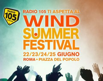 Replica Wind Summer Festival 2017 puntata 25 luglio: come vedere il video integrale