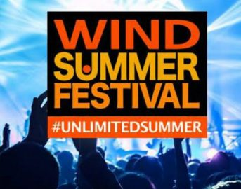 Wind Summer Festival 2017 scaletta serata 22 giugno: i cantanti in scena oggi