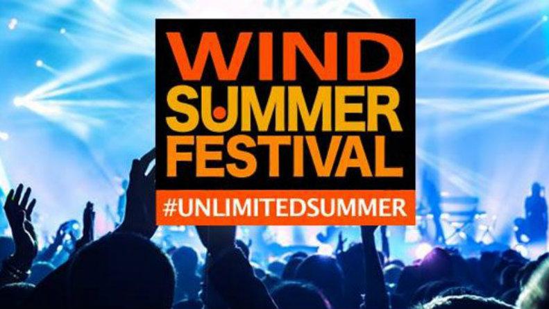 Wind Summer Festival 2017 tutti ospiti ei cantanti big di Alessia Marcuzzi