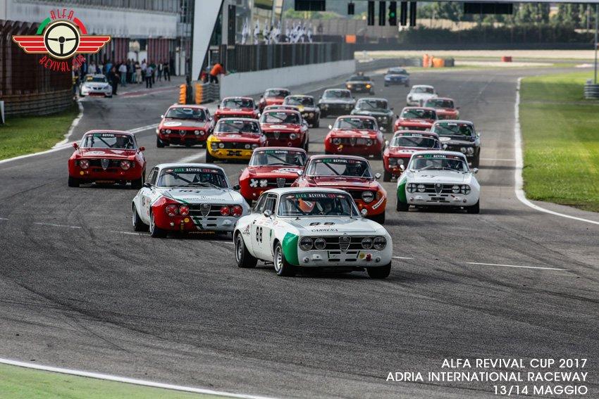 Peroni Racing Weekend Monza Alfa Revival Cup