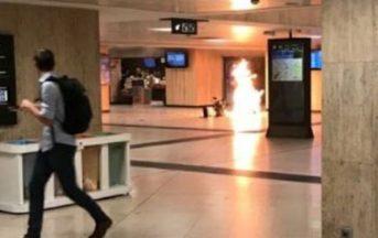 Bruxelles attentato sventato: poteva essere una strage, ucciso kamikaze