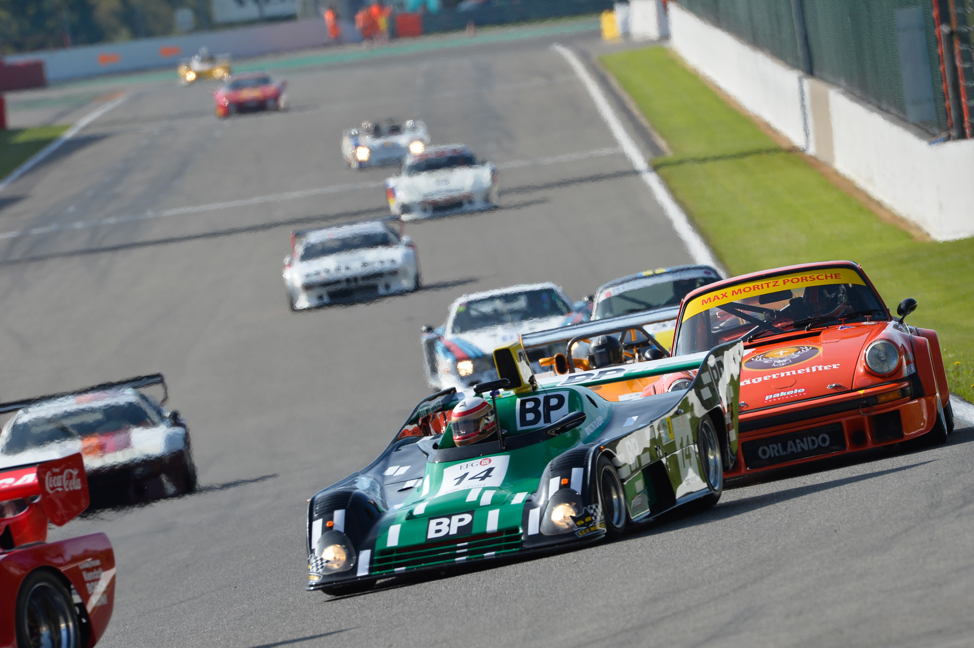 Monza Historic: Classic Endurance Racing