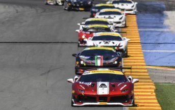 Ferrari Challenge Monza: Presentazione, date, orari, gare