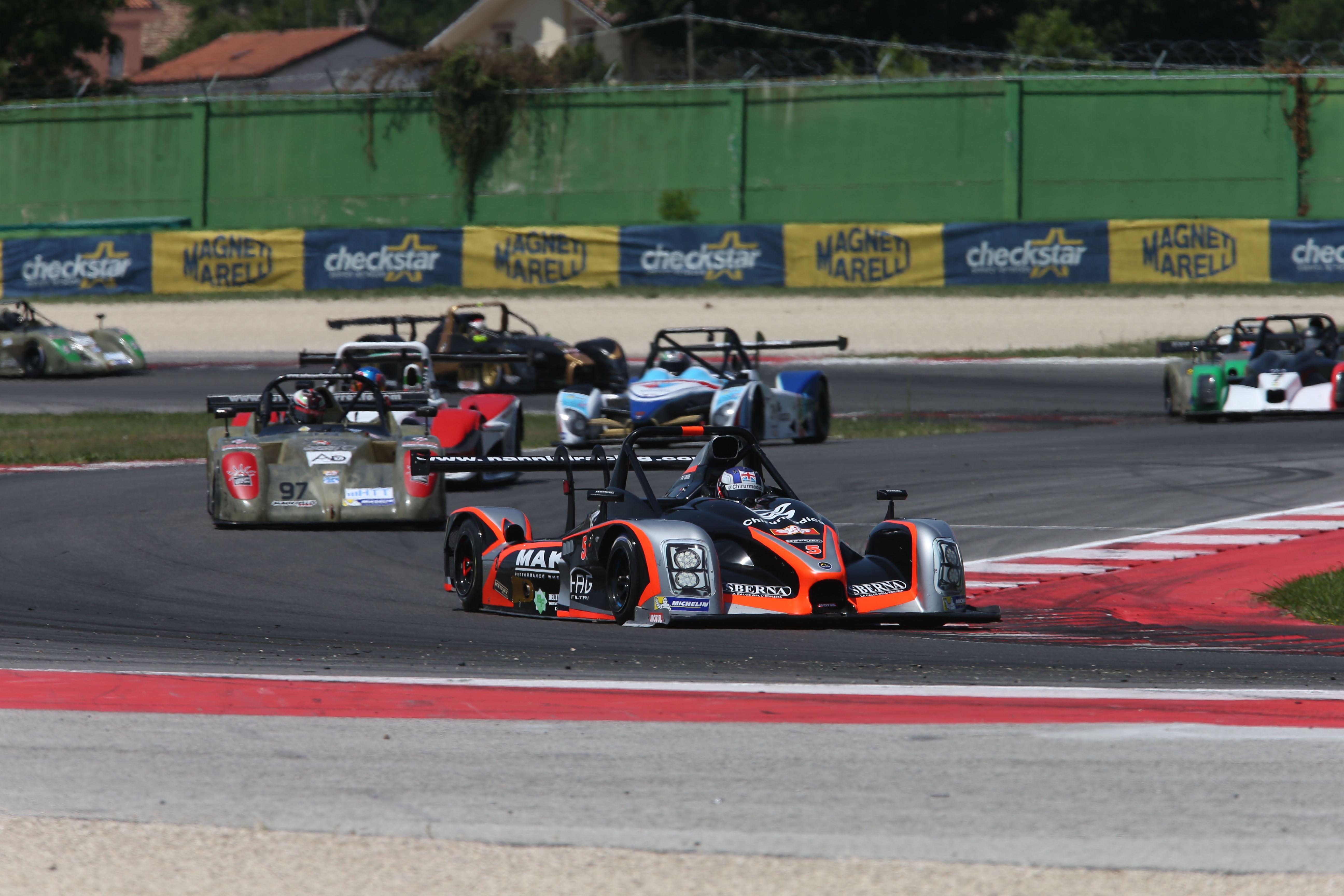 ACI Sport Monza - CIP