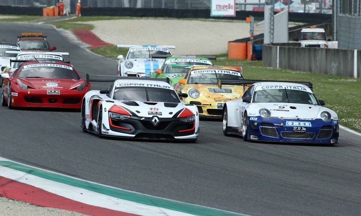 Peroni Racing Weekend Monza Coppa Italia GT