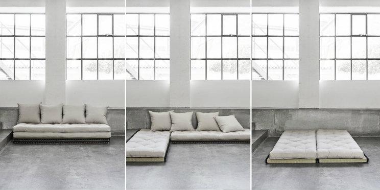 divano futon tatami