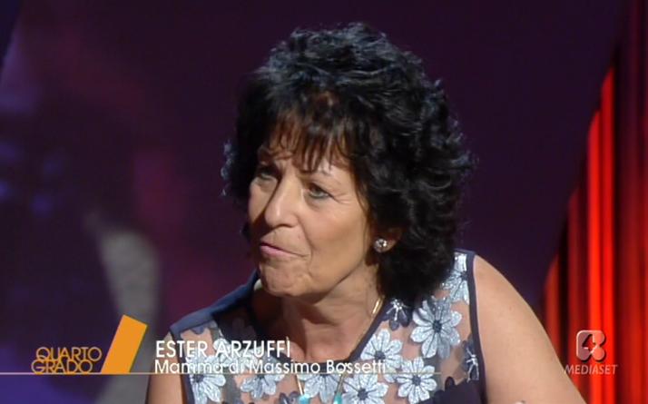Massimo Bossetti, Ester Arzuffi: