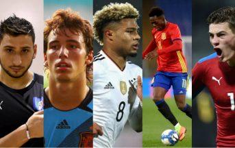 Europei Under 21 2017 è anche calciomercato: tutti i talenti in vetrina