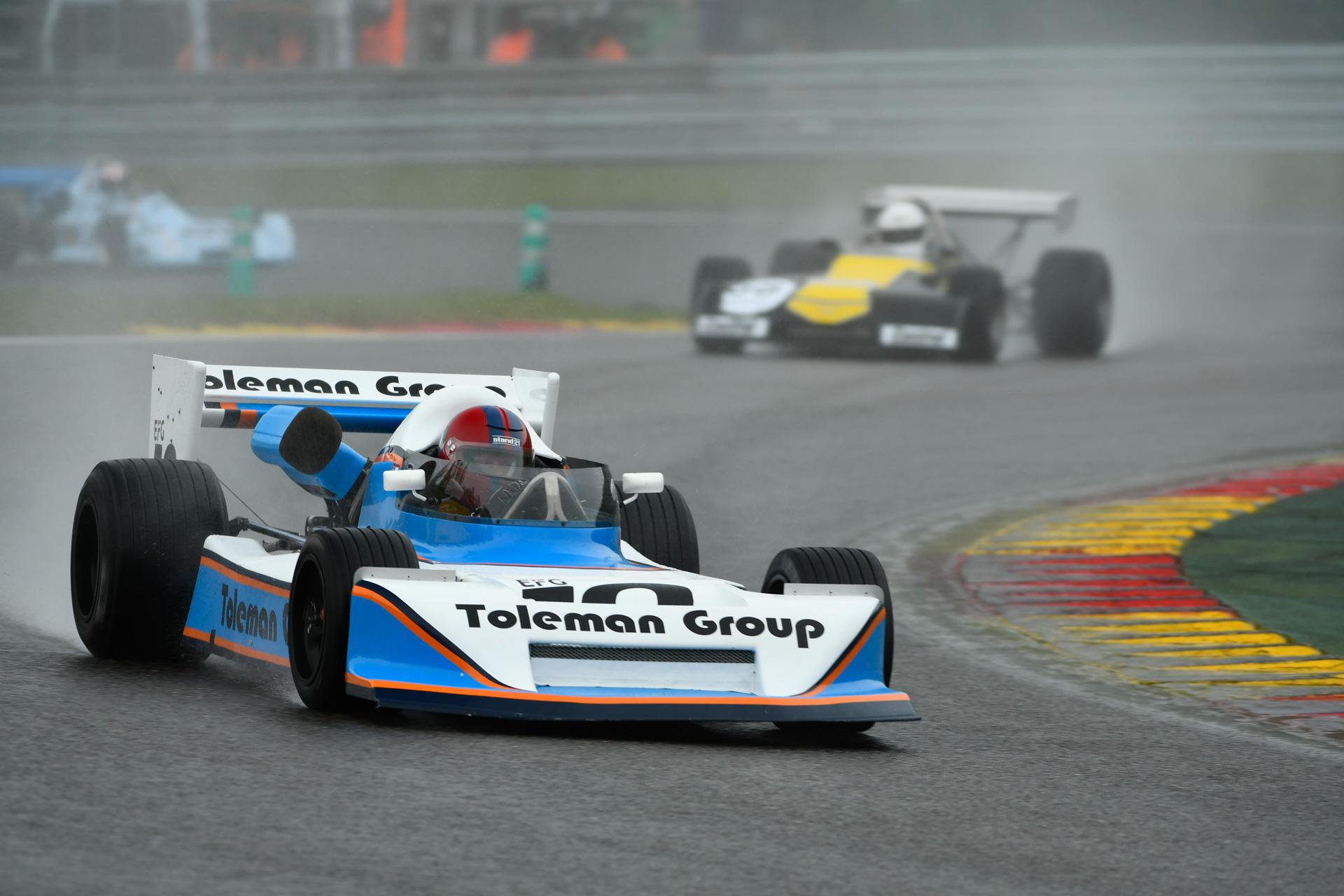 Monza Historic formula 2
