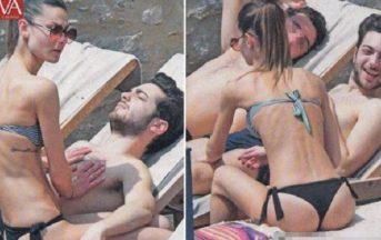 Gianluca Ginoble fidanzata: relax in Sicilia con Martina