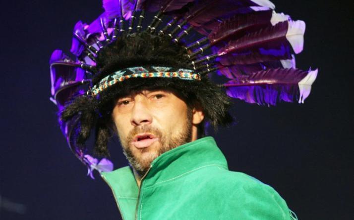 Jamiroquai concerti annullati: il cantante Jason Kay ha problemi di salute