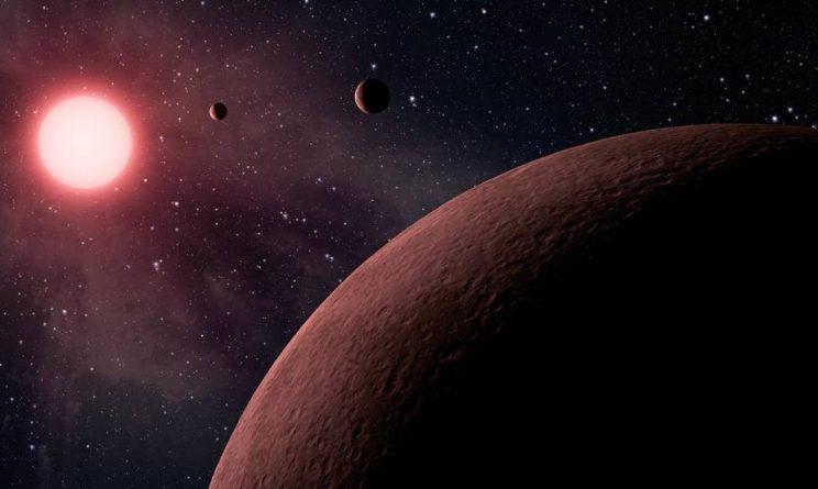 NASA annuncio esopianeti