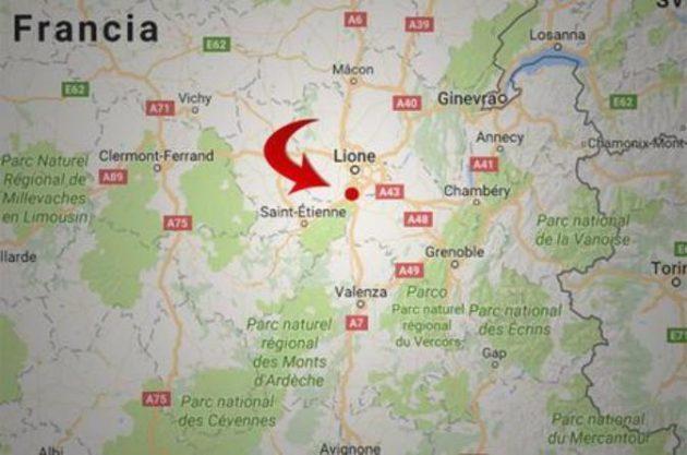 Francia: fine allerta auto sospetta vicino a Lione