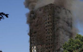 Londra incendio news: il comportamento sospetto dell'inquilino che ha dato l'allarme