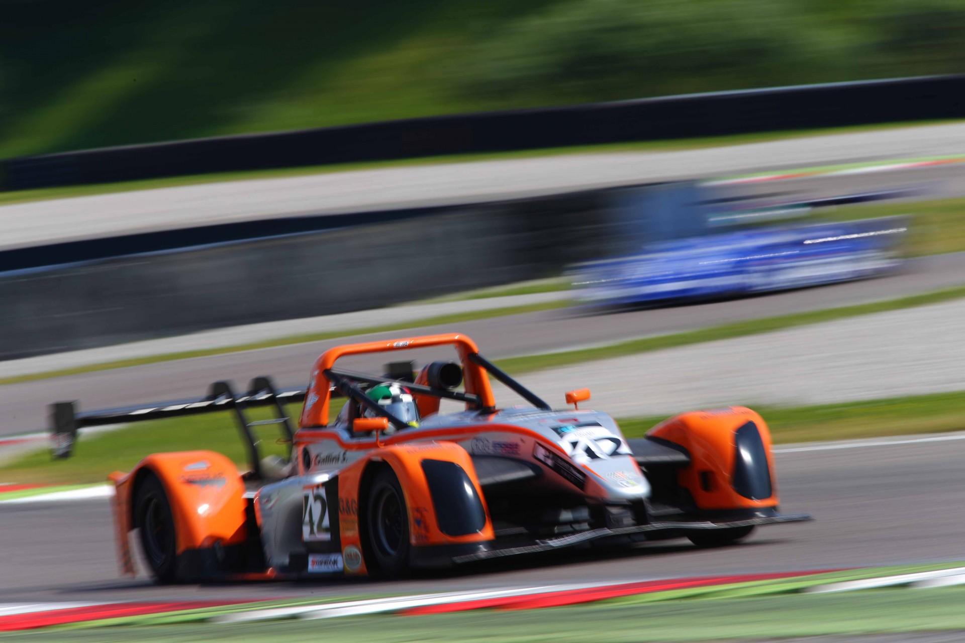 Peroni Racing Weekend Monza