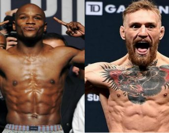 "Mayweather vs McGregor conferenza stampa: ""Lo metterò ko in 4 round"""