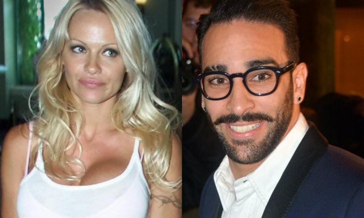 Pamela Anderson ed il suo nuovo amore: ecco le foto