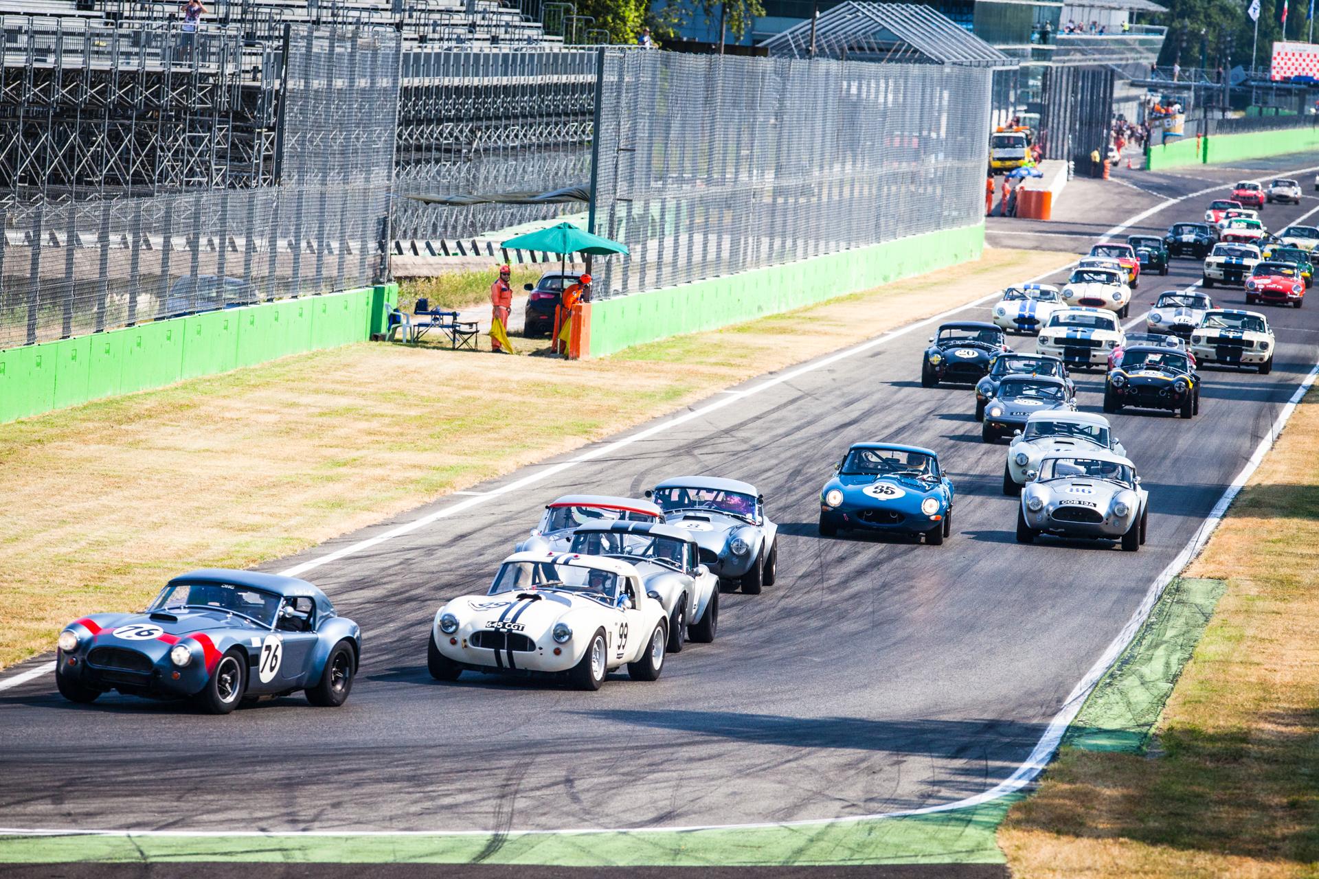 Monza Historic Sixtie's Endurance