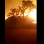 sudafrica 8 morti e 10mila sfollati per maltempo e incendi