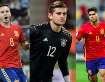 Top 11 Europei Under 21: la miglior formazione della competizione